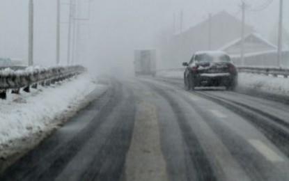 Bora dhe ngrica, 75 aksidente në Kosovë