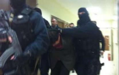 Një muaj paraburgim serbit që u kap me ekploziv në Prishtinë