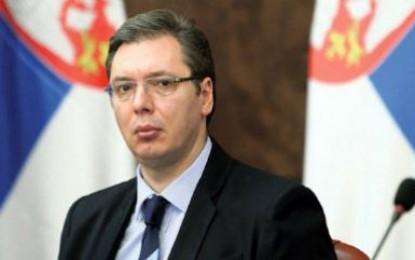 Vuçiç: Antarësimi në BE jo para 2020, deri atëhere s'ka njohje për Kosovën