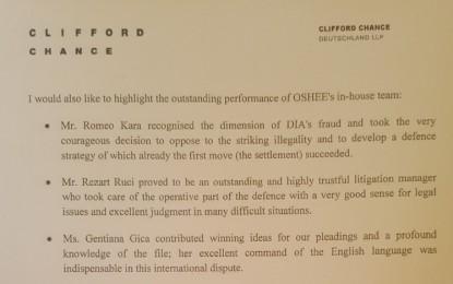 """Rrëzohet akuza e """" BIRN"""" për Metën, sipas anglezëve të """"Clifford Chance"""""""