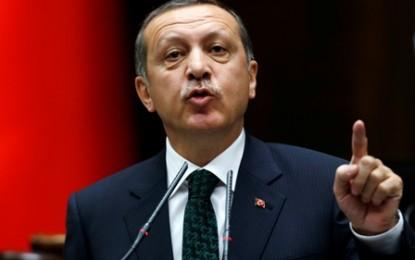 """Erdogan kërcënon Gjermaninë me """"kryengritje"""""""