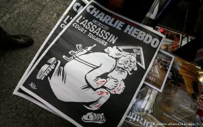 """Revista """"Charlie Hebdo"""" jep gjithmonë shkas për grindje të mëdha"""