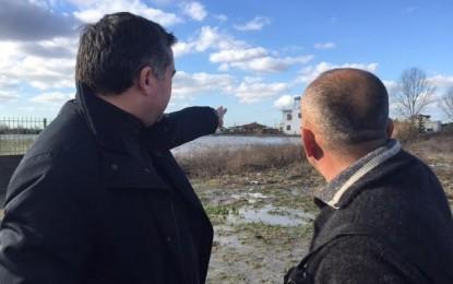Ministri Blendi Klosi mes banorëve të zonës së Shijakut dhe Durrësit