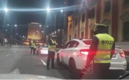 Gara me makina në Tiranë, pezullohen 41 patenta