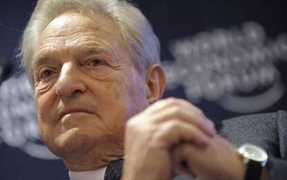 Multimiliarderi Xhorxh Soros: Po rikthehet kriza financiare e vitit 2008!