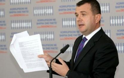 Balla letër Çakos: Policia të verifikojë në TIMS lëvizjet e Berishës