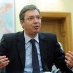 Vuçiç anulon viziton në Kosovë: Nuk marr urdhra nga Prishtina