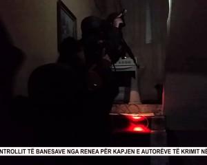 Aksioni i policisë në Elbasan