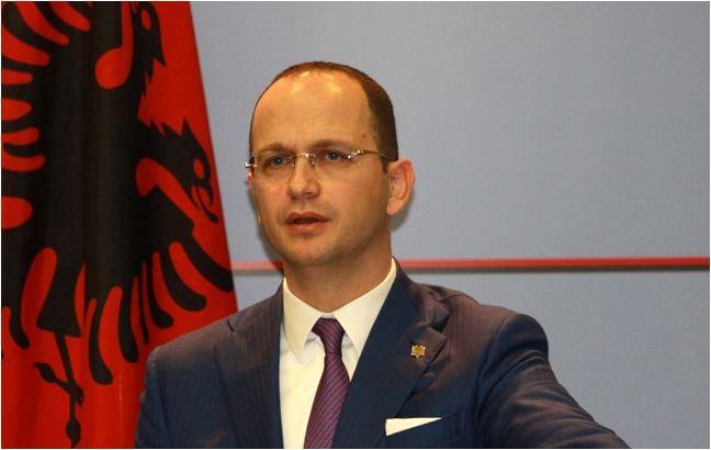 Bushati: BE po e thotë troç, negociatat varen nga zbatimi i vettingut