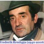 Frederik Rreshpja, poeti që na mësoi ç'është poezia dhe si të jetojmë si poet