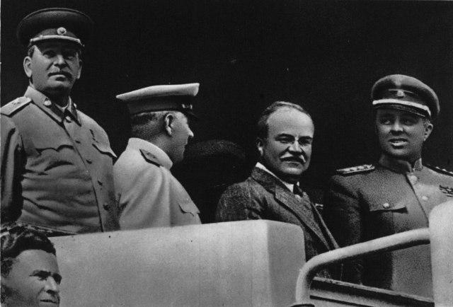 Image result for enver hoxha me stalinin