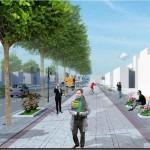 """Kamza me pedonale në 2016, ja  projekti përgjatë """"Bulevardit Blu"""""""