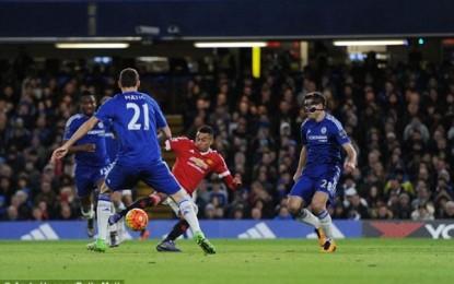 Chelsea barazim me Manchester United