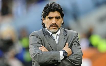 Maradona, optimist: Ky mund të jetë sezoni i Napolit