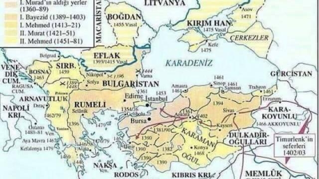Shqipëria në kohën e Skënderbeut, 4 herë më e madhe se Serbia (FOTO)