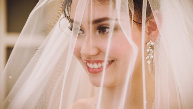 Pse nuset e mbulojnë fytyrën ditën e dasmës