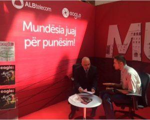 ALBtelecom ofron vende të reja pune për ekspertë telekomunikacioni