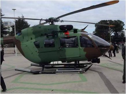 EC-145, Modeli i helikopterit të rrëzuar sot në liqenin e Shkodrës