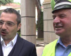 45 vite në Policinë Rrugore, ja surpriza e Ministrit Tafiri për oficerin (VIDEO)