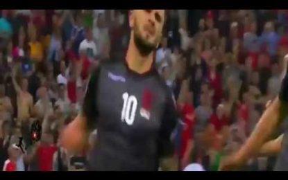 Sadiku, gol që në ndeshjen e parë të kampionatit