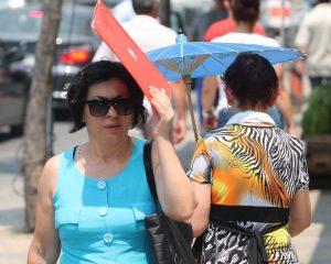 Temperatura të larta në Kosovë