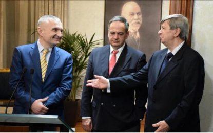 Zgjedhja e Presidentit/Kukan mesazh Metës: Shqipëria bëri zgjedhjen më të mirë