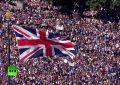 Situata paszgjedhore, Britania në kaos