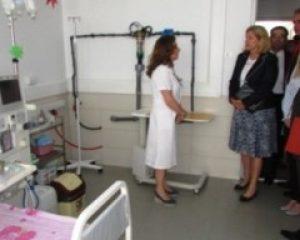 Kompania gjermane Meditech L.L.C, ndihma për shërbimin e dializës për fëmijë