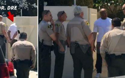 Arrestohet Dr. Dre pas denoncimit nga fqinji