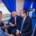 Ministrat Koka, Haxhinasto dhe Nasip Naço sqarojnë: Jemi në LSI e jo në PS !