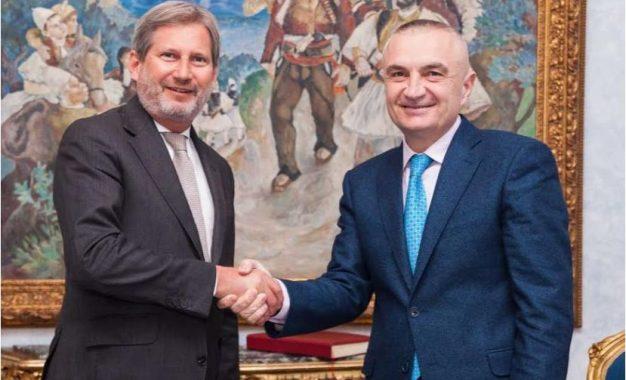 Hahn-Metës: Përpjekjet tuaja për konsensus hapën një fazë të re me BE
