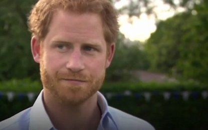 Princ Harry flet për herë të parë rreth vdekjes së Dianës