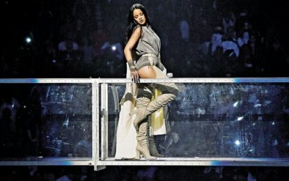 Rihanna: Rregullat i vendos unë!
