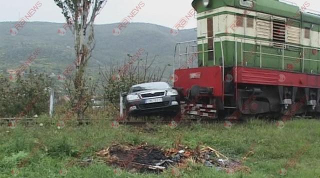 Aksident i rëndë në Durrës, treni përplas për vdekje një 53 vjeçar