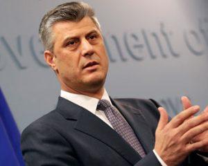 Thaçi: Deputetët që votojnë kundër demarkacionit do të kenë përgjegjësi historike