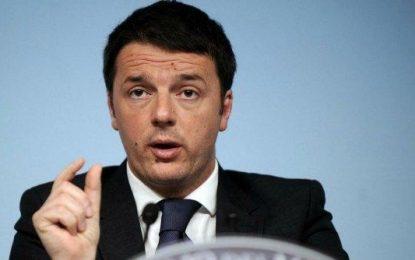 Renzi: Referendumi të mos përdoret për të më hequr qafe