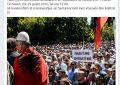 """""""Shpërthen"""" sërish Joleza. Kryetarja e FRESSH-it njofton për protestë kundër Demarkacionit"""
