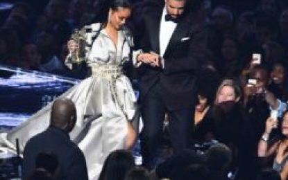 Rihanna dhe Drake, rikthim i flaktë në MTVA