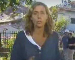 Tërmeti në Itali: Shembet ndërtesa prapa gazetares së CNN, derisa po raportonte Live (Video)