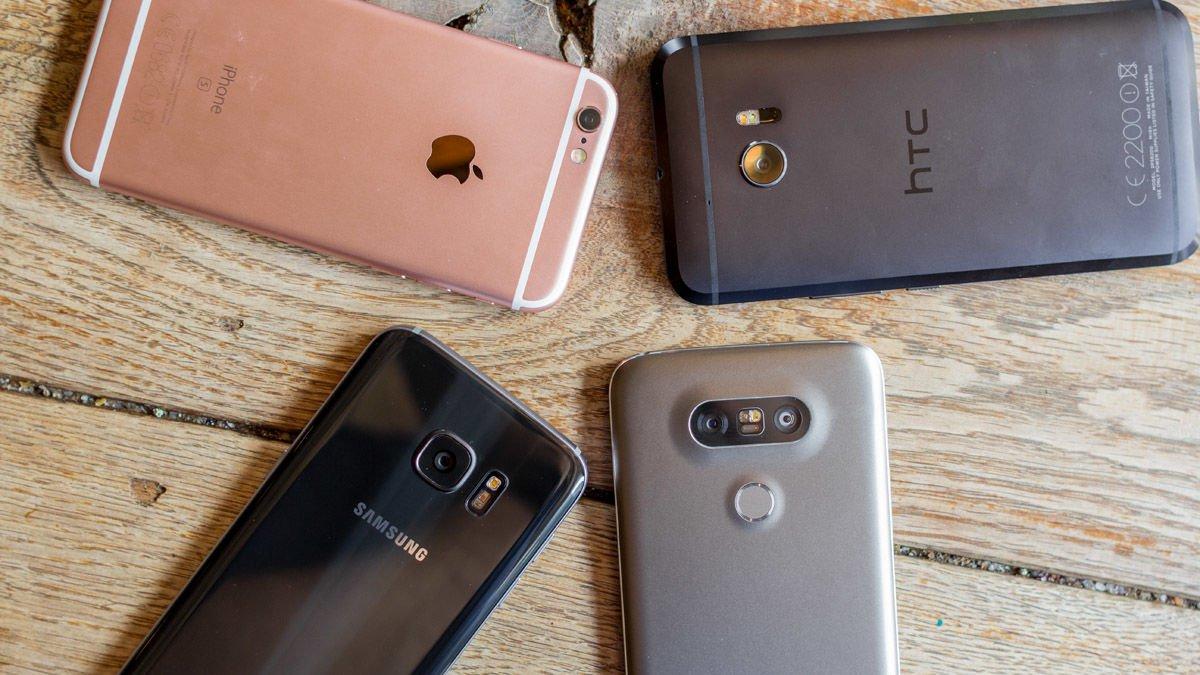 20 telefonat më të mirë në treg