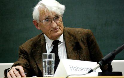 Filozofi gjerman Habermas: Merkel armiku nr.1 i Europës