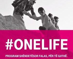 """""""One Life"""" për të gjithë"""