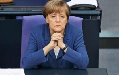 Gjermanët vazhdojnë të zgjedhin Angela Merkelin