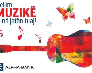 Alpha Bank Albania – sponsor gjeneral i Festivalit Ndërkombëtar të Kitarës së Tiranës