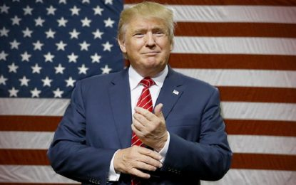 Donald Trump ose Presidenti që do të bëjë histori!