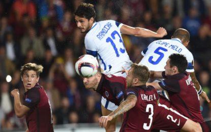 Inter turpërohet nga Sparta e Pragës, humb 3-1