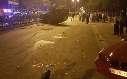 Ndërron jetë polici, u përplas nga fuoristrada në Kamëz