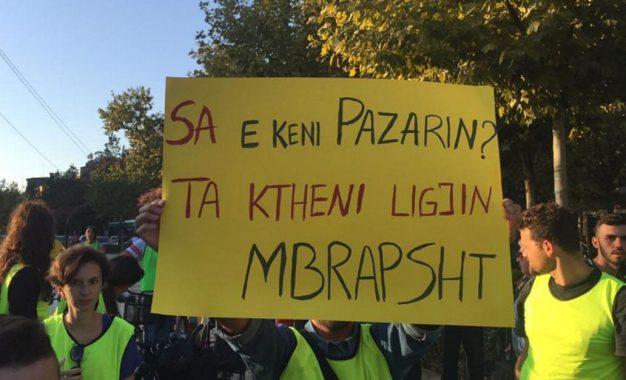 Ligji i plehrave, Referendumi, Edi Rama dhe autokritika e Lulzim Bashës
