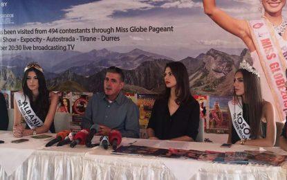 """""""Miss Globe"""" një markë shqiptare"""