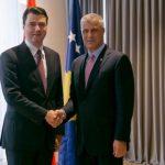 Pavarsia e Kosovës/Basha: Gjithmonë në krahun tuaj drejt integrimit